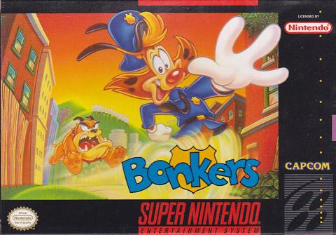 Bonkers (videojuego de Capcom)