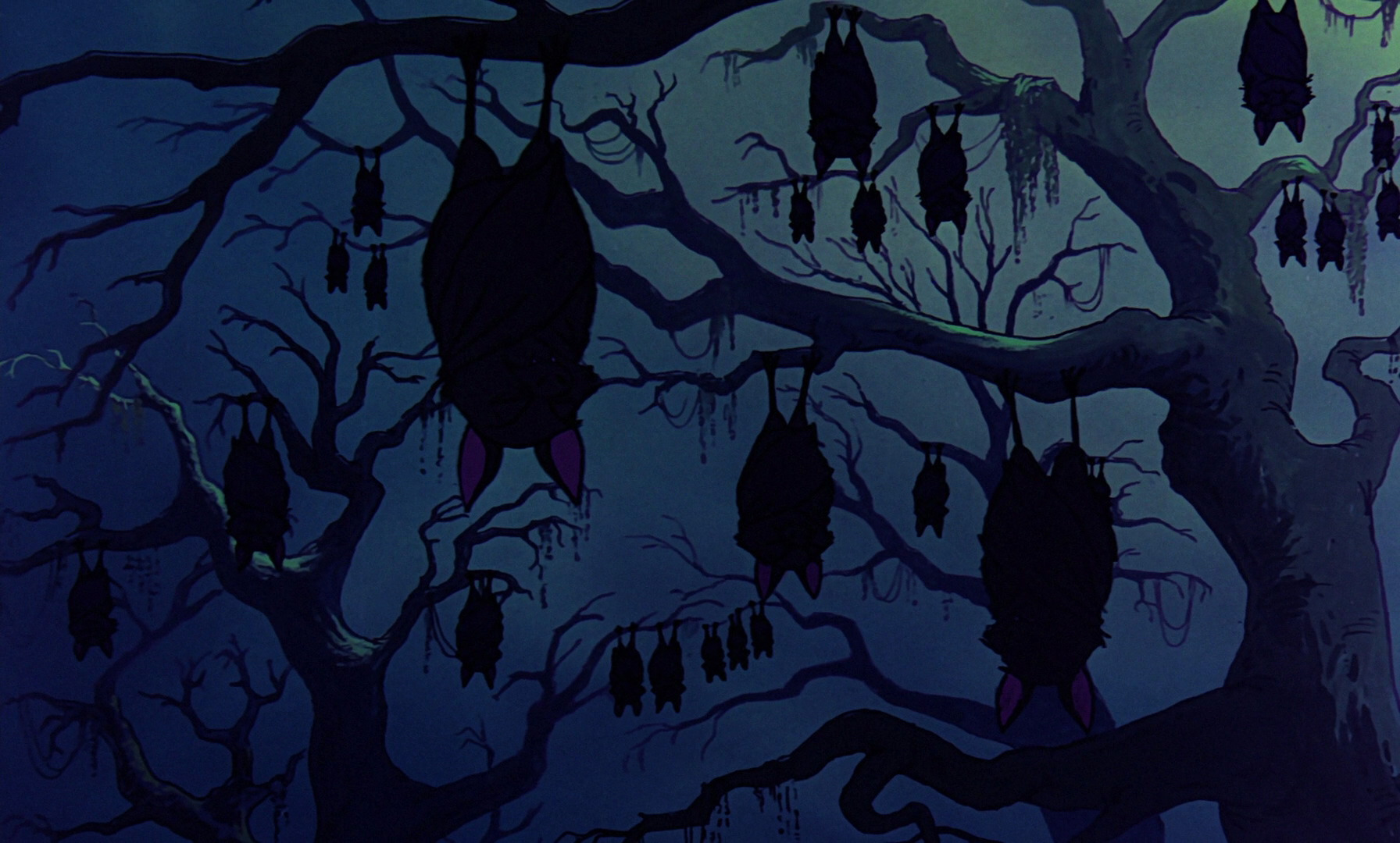Bats (The Rescuers)/Gallery