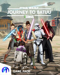 The Sims 4 Star Wars Journey to Batuu Cover