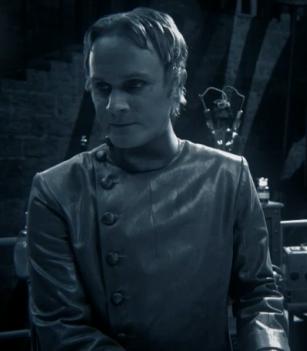 El Dr. Víctor Frankenstein