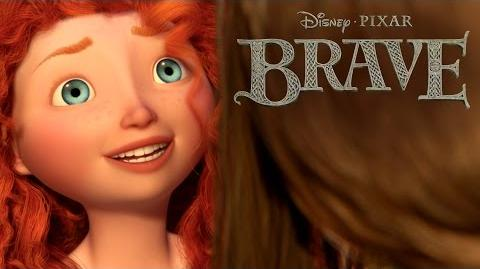 Brave It's English Sort Of Disney Pixar