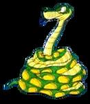 DTNES - Snake (Nintendo Power)