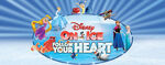 Disney on ice follow your heart 2017 poster