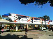 Disneyland-Monorail