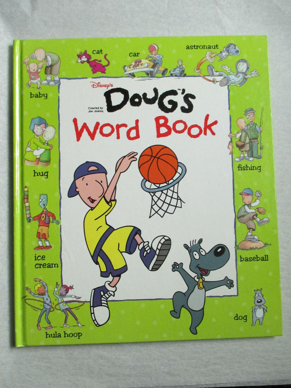 Disney's Doug's Word Book