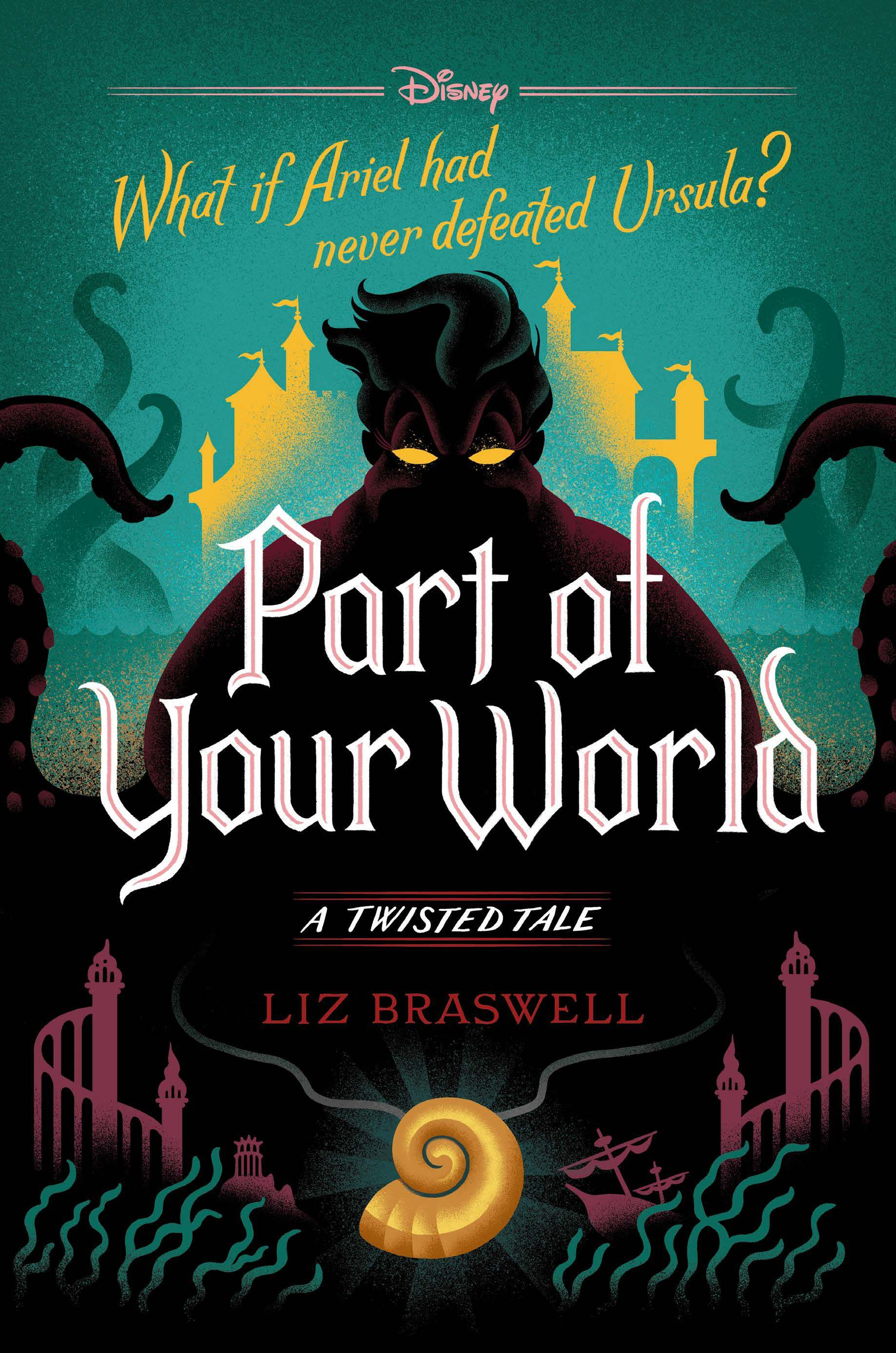 Part of Your World (A Twisted Tale)