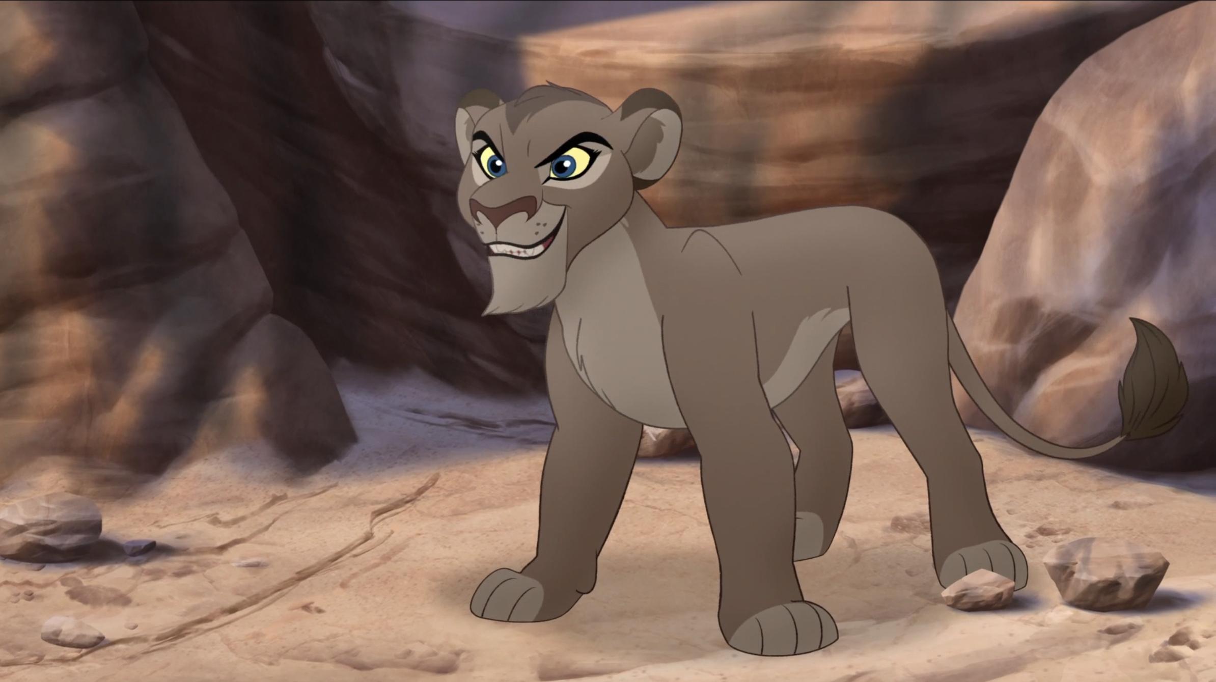 Shabaha (The Lion Guard)