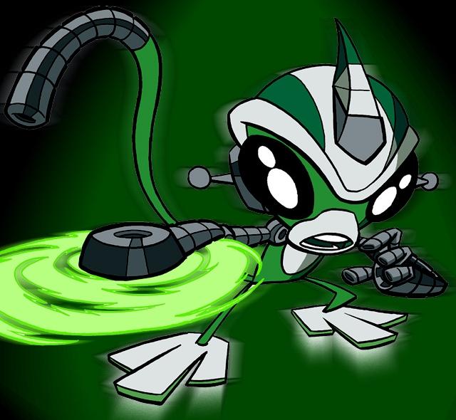 Otto (Super Robot Monkey Team Hyperforce Go!)
