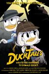 What Ever Happened to Donald Duck! poster