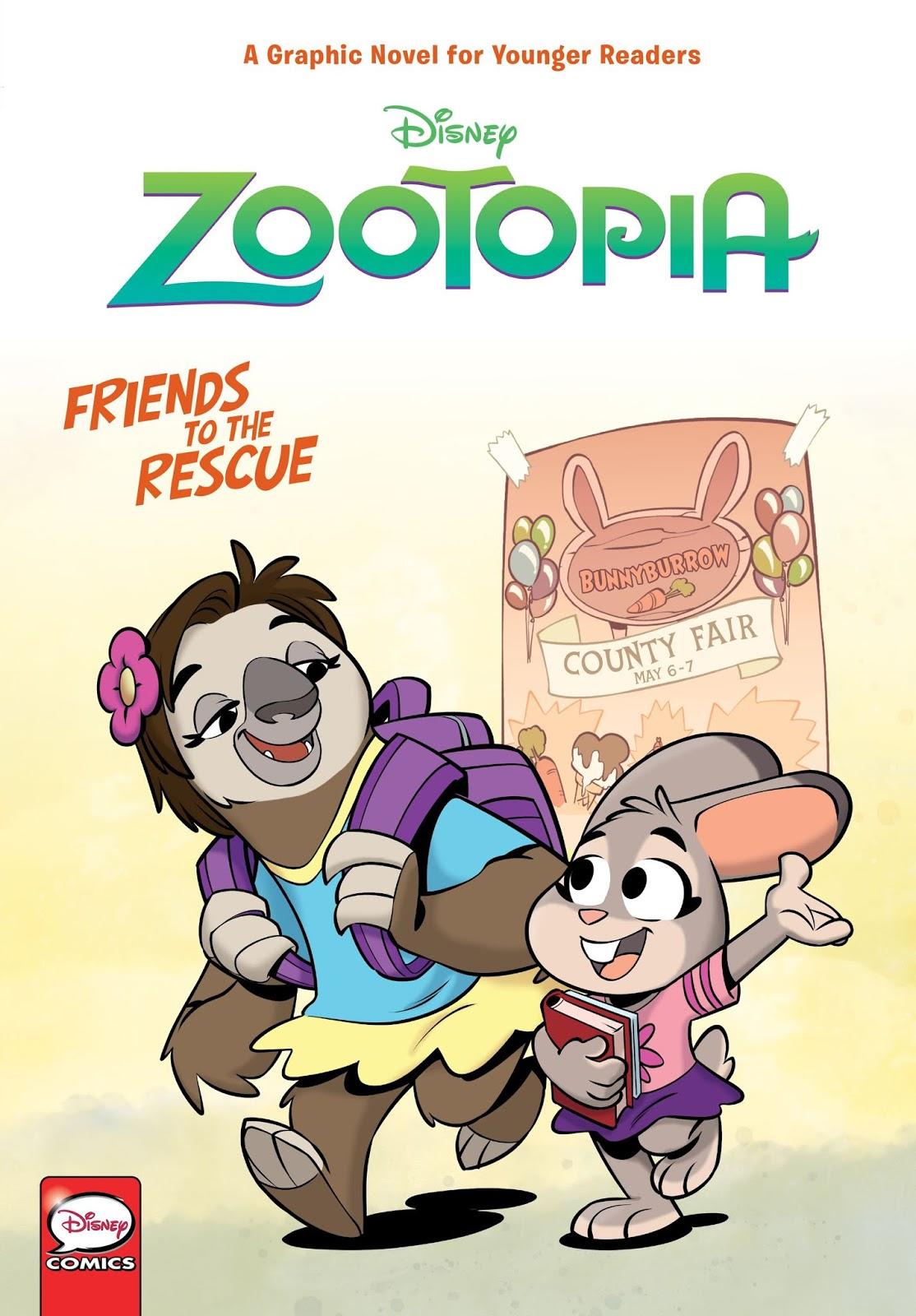 Zootopia: Friends to the Rescue