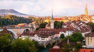 Bern Switzerland In Summer