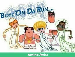 Boyz On Da Run