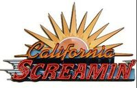 CA Screamin logo