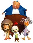 ChickenLittle&Friends