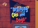 Draining Cats and Dogs