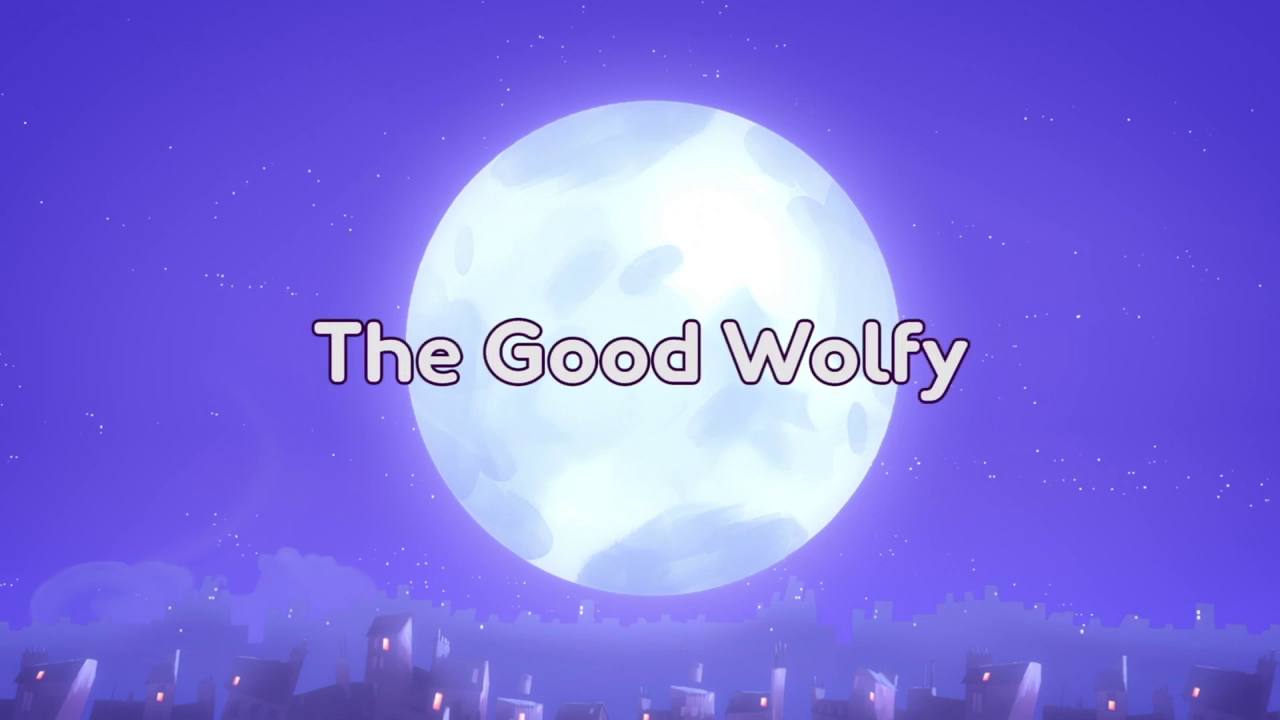 The Good Wolfy