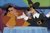 Goofy with Gaston TD