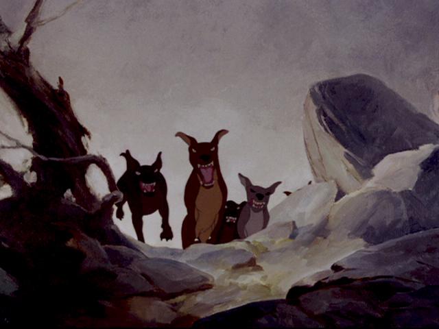 Cachorros do Caçador
