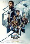 Pantera Negra - Pôster Nacional