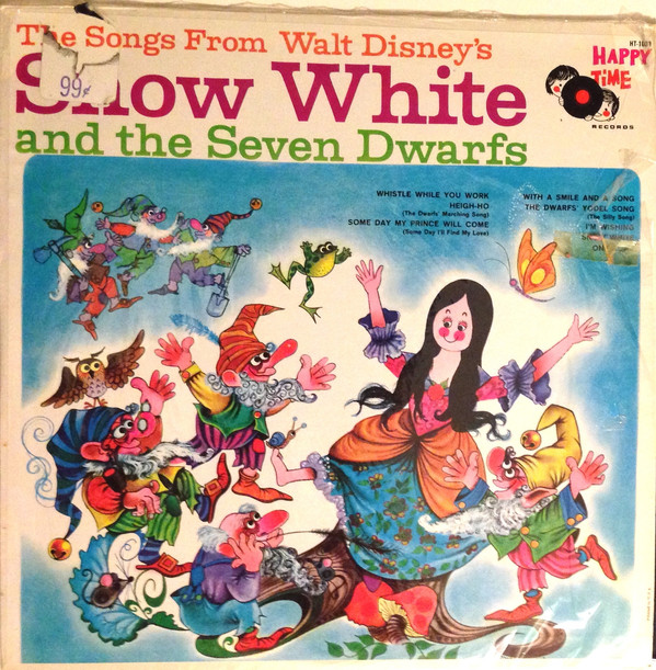 The Songs from Walt Disney's Snow White and the Seven Dwarfs