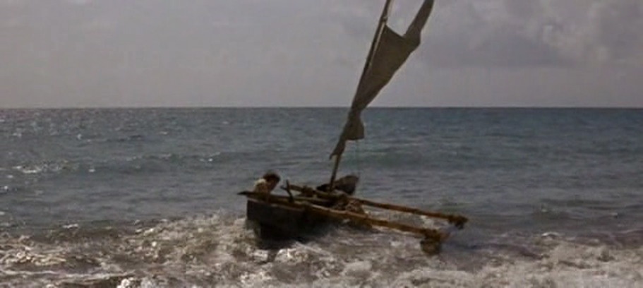 Sailboat (Swiss Family Robinson)