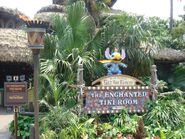 The Enchanted Tiki Room - Get the Fever! during Find Stitch! event
