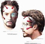 Tony Head Set