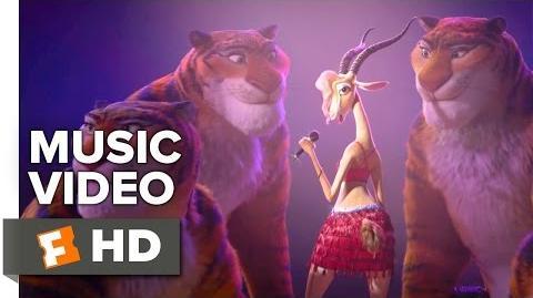 """Zootopia - Shakira Music Video - """"Try Everything"""" (2016) - Ginnifer Goodwin, Jason Bateman Movie HD"""