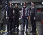 Agents of S.H.I.E.L.D. - 7x09 - As I Have Always Been - Photography - Coulson, Daisy, Deke and Jemma