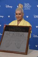 Christina Aguilera Disney Legends D23 Expo19