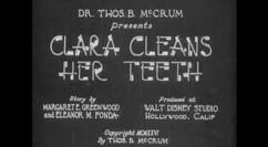 Clara Cleans Her Theet