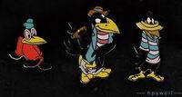 Dandy Crow pin1