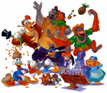 Disneyafternoon 1991