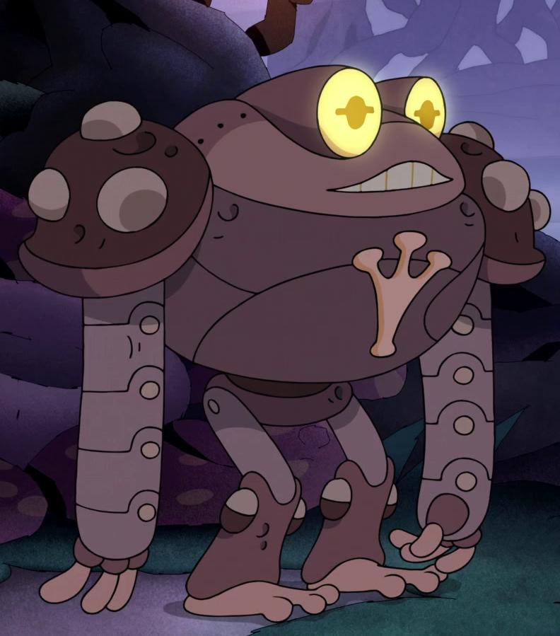 Robot (Amphibia)