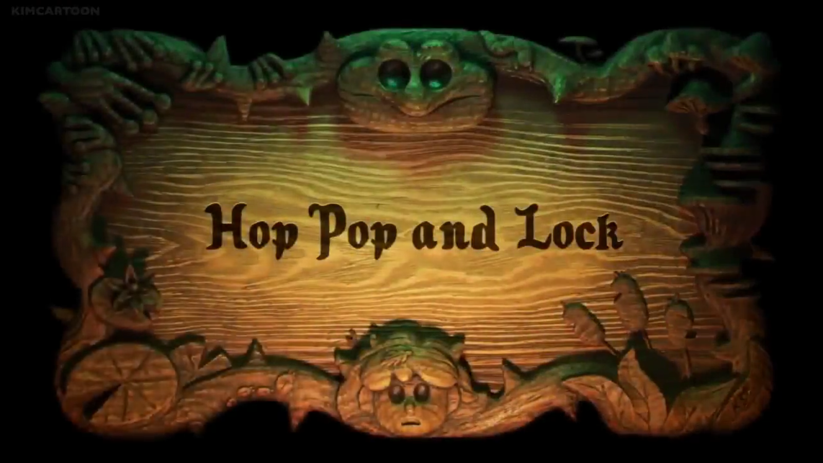 Hop Pop and Lock