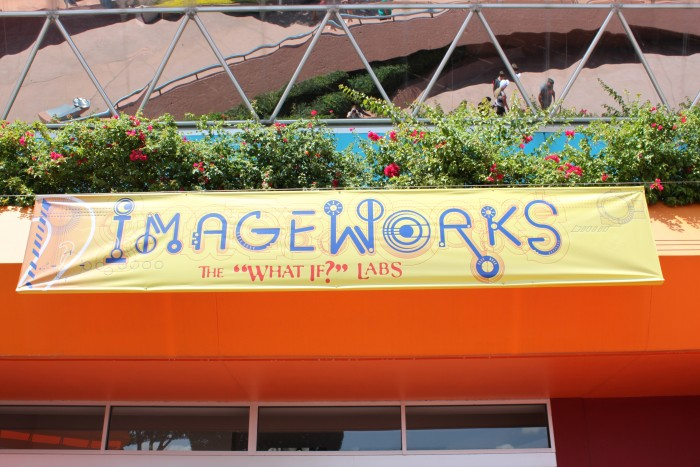 ImageWorks: The What-If Labs