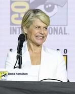 Linda Hamilton SDCC19