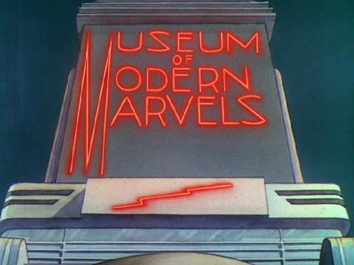 Museu das Maravilhas Modernas