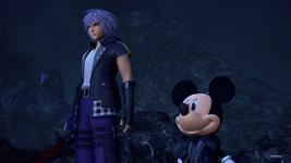 Riku and Mickey KHIII