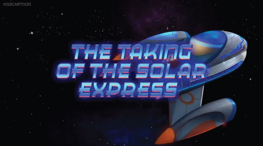 The Taking of the Solar Express