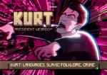 What If...? - 1x05 - What If... Zombies!? - Kurt Resident Weirdo