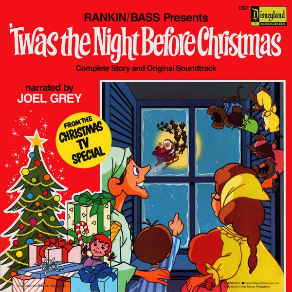 RANKIN/BASS Presents 'Twas The Night Before Christmas