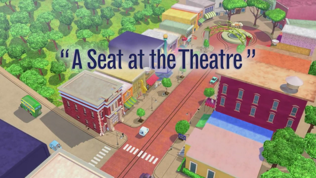 A Seat at the Theatre