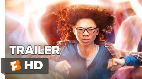 A Wrinkle in Time International Trailer 1 (2018) Movieclips Trailers