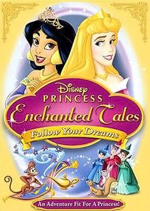 Disney Princess Enchanted Tales: Follow Your Dreams