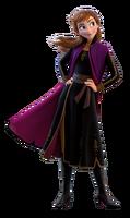 Frozen II Anna Hands On Hips