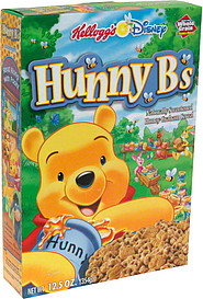 Disney Hunny B's Honey-Graham