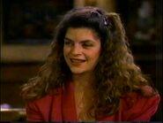 Kirstie as Rebecca Howe (Mickey's 60th Birthday)