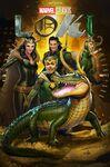 Lokis - Marvel Puzzle Quest