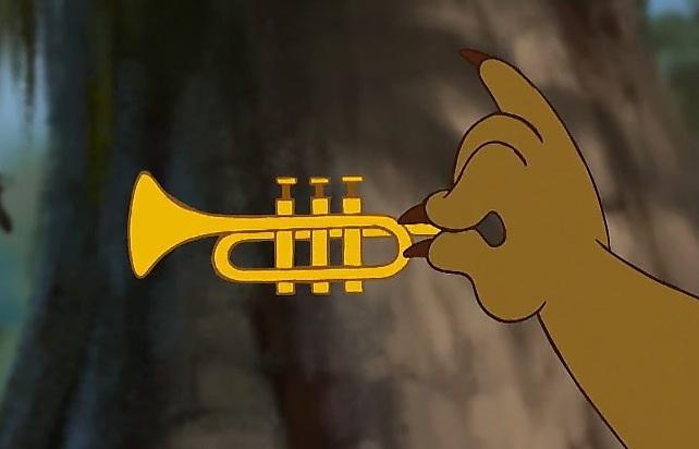 Louis' Trumpet